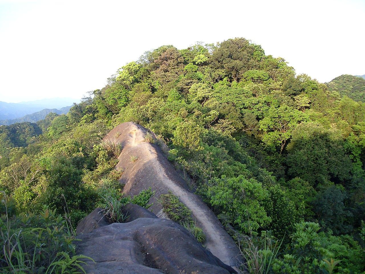山脊稜線上飽覽美景!遊走「皇帝殿」 登山新手入門級挑戰場地