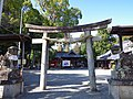 西代神社 河内長野市西代町 2013.2.10 - panoramio.jpg