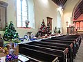 -2018-12-15 2018 Christmas tree festival Church of St John the Baptist, Trimingham (4).JPG