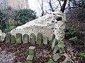 -2020-12-09 Guild Chapel, Saint Nicholas churchyard, Salthouse (4).JPG