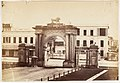-N.E. Gate of Government House, Calcutta- MET DP146084.jpg