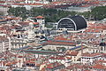 009. Photo prise depuis les toits de la Basilique Notre-Dame de Fourvière.JPG