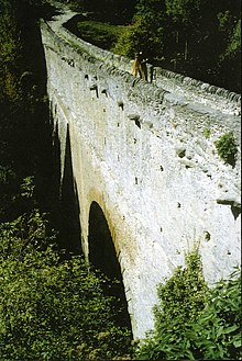01 Pont d'Aël, Aosta Valley, Italy. Bridge Arch.jpg