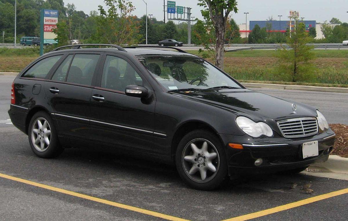 24+ Mercedes C320