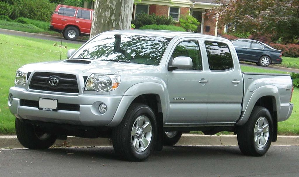 File0507 Toyota Tacoma Double Cab TRDjpg  Wikimedia Commons