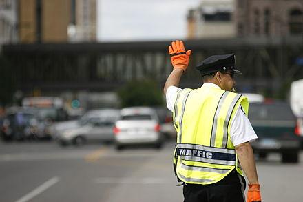Traffic police - WikiMili, The Free Encyclopedia