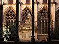 090 Catedral, claustre i monument a Jaume Balmes.jpg