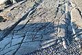0 Bavay - Ornières creusées dans la voie romaine (2).JPG