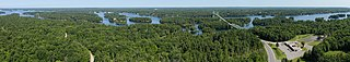 1000 Islands Tower view July 2015 panorama 5.jpg