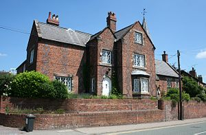 Nantwich Grammar School - 108 Welsh Row