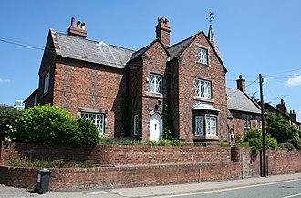 Nantwich Grammar School - 108 Welsh Row