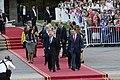 11 Marzo 2018, Ministra Cecilia Perez participa en la llegada del Prdte. Sebastian Piñera a La Moneda. (40756220861).jpg