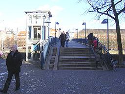 Teerhofbrücke in Bremen