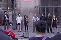 15-M Jornada de Arte indignado 016.JPG