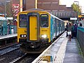 150231 Barry Island to Aberdare 2A38 at Cathays (23971225405).jpg