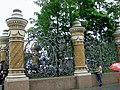 1606. St. Petersburg. Fence of the Mikhailovsky Garden.jpg