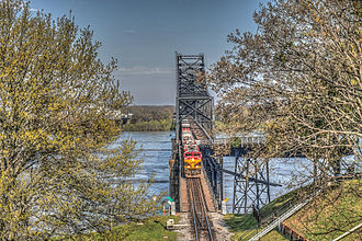 Old Vicksburg Bridge - Old Vicksburg Bridge