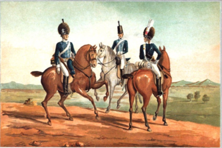 17th Regiment of (Light) Dragoons (17th Lancers) (1784–1810)