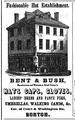 1851 Bent BostonDirectory.png