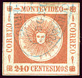 1859 Uruguay 240C Mi13a forgery.jpg