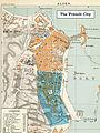 1888 Plan of Algiers, Algeria The 'French' City.jpg