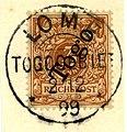 1899 3pfg Togo Lomé Togogebiet Mi1c.jpg