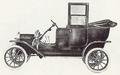 1909 Ford Souvenir Booklet - Model T Landaulet - left side - back lowered.png