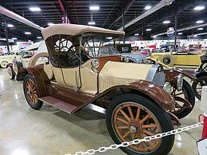 Westcott (automobile) - 1914 Westcott Roadster