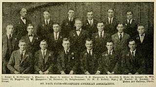 St. Paul Saints (1901–60) Minor League Baseball team