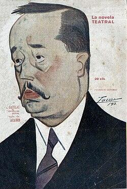 1921-02-13, La Novela Teatral, Federico Reparaz, Tovar.jpg