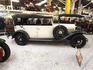 1933 Mercedes-Benz 370 Mannheim pic2.JPG