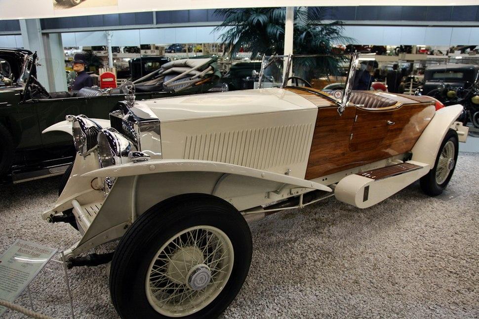 1933 Rolls Royce Phantom II Boat tail