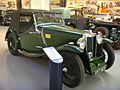 1936 MG NB Magnette Heritage Motor Centre, Gaydon.jpg