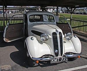 BMW 321 - BMW 321 2-door saloon