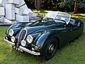 1951 Jaguar XK Sports at Capel Manor, Enfield, London, England 1.jpg
