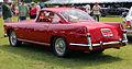 1955 Jaguar XK140MC Ghia fastback coupé rear.jpg