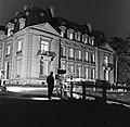 1960 CNRZ Chateau la nuit-cliche Jean Joseph Weber.jpg