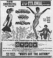1962 - Colonial Theater Ad - 28 Dec MC - Allentown PA.jpg