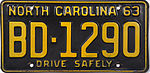 1963 North Carolina license plate.jpg
