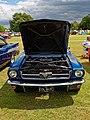 1965 Ford Mustang 4700cc at Hatfield Heath Festival 2017.jpg