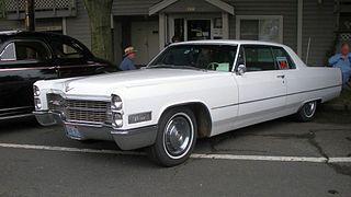 Cadillac Calais Motor vehicle