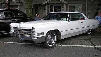 Cadillac Calais - 1966 Cadillac Calais Coupe