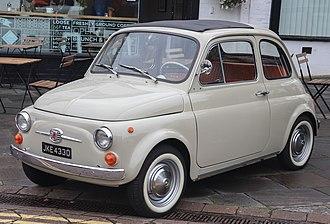 Fiat 500 - Fiat 500F