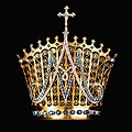 1978 Canonical Crown of Our Lady of Solitude of Porta Vaga.jpg