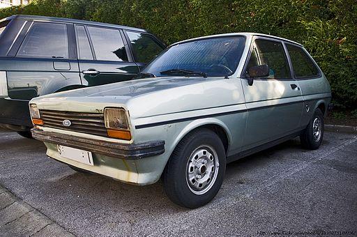 1980 Ford Fiesta MKI (5446401126)