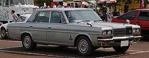 Nissan President - 1985-1990 Nissan President Sovereign VIP series H250