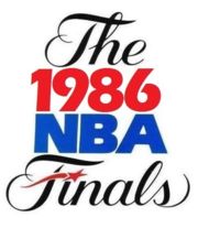 Description de l'image 1986NBAFinals.png.