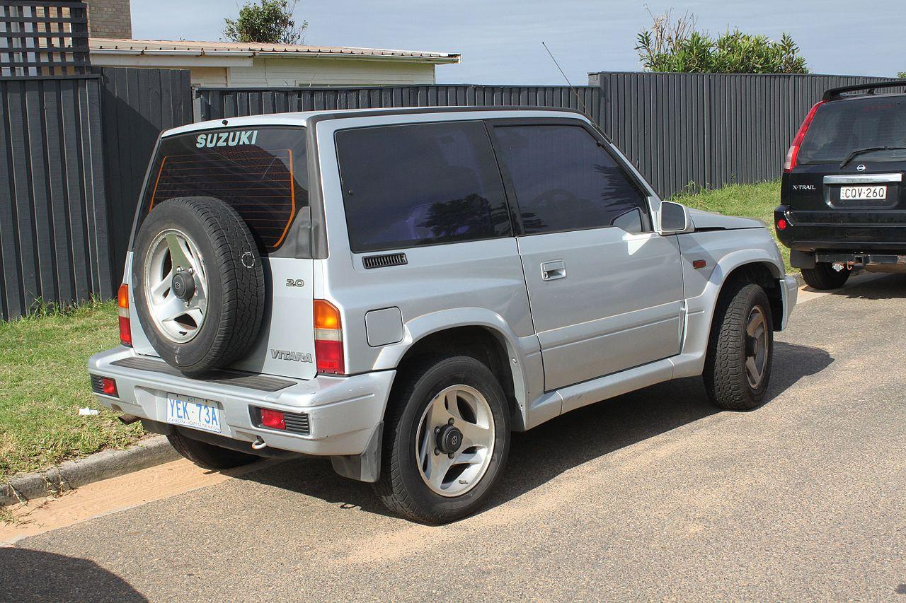 Suzuki G Vitara Xl