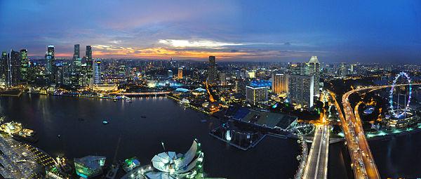 Marina Bay Singapore Wikipedia