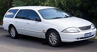 Ford Futura - Ford Falcon Futura (AU II)